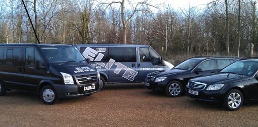 About Elite Airport Taxis - Norfolk's Elite airport taxi transfer fleet